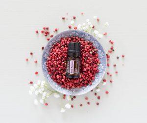 Oil Drops of Wisdom – Pink Pepper