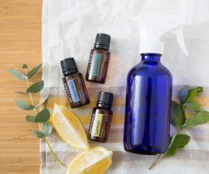Oil Drops of Wisdom – Lemon